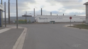 Tenaris receives a $9 million dollar investment from the province for its expansion in the Sault.
