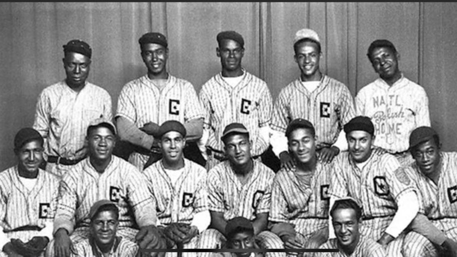 The Chatham All-Stars are shown in this photo (Supplied: Brock Greenhalgh)