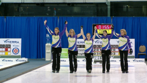 Team Robyn Silvernagle has represented Saskatchewan at the previous two Scotties Tournament of Hearts. (CTV News)