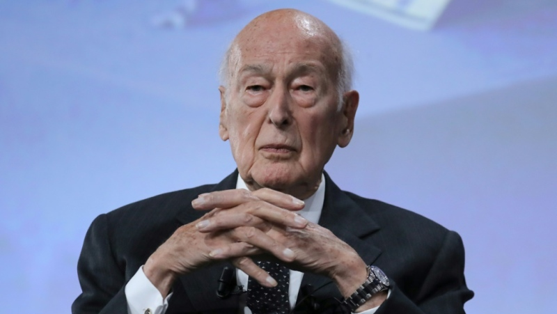 Former French president Valery Giscard d'Estaing, who led his country into a new modern era and onto a firmly pro-European path, died late Wednesday of Covid-19, his family said.(AFP)