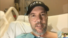 Ottawa's Pure Country 94's Jeff Hopper speaks with CTV News Ottawa from his hospital bed.