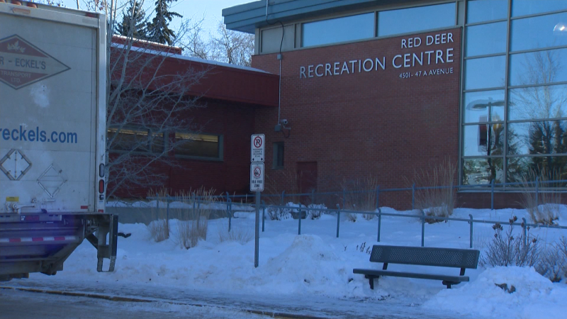 Red Deer Recreation Centre
