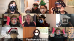 Pop choir takes Christmas spirit virtual