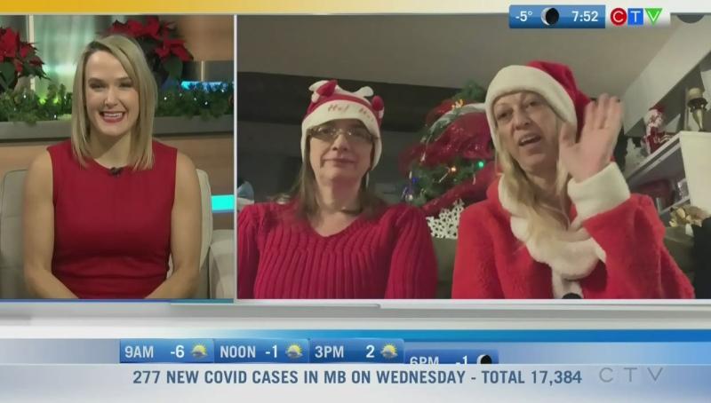 Community Connection: South Winnipeg Helping Santa