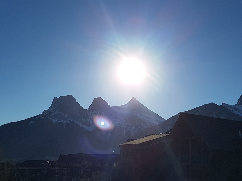 The final reading of the Three Sisters Village proposal is scheduled to take place in Canmore town council Tuesday morning. (file)