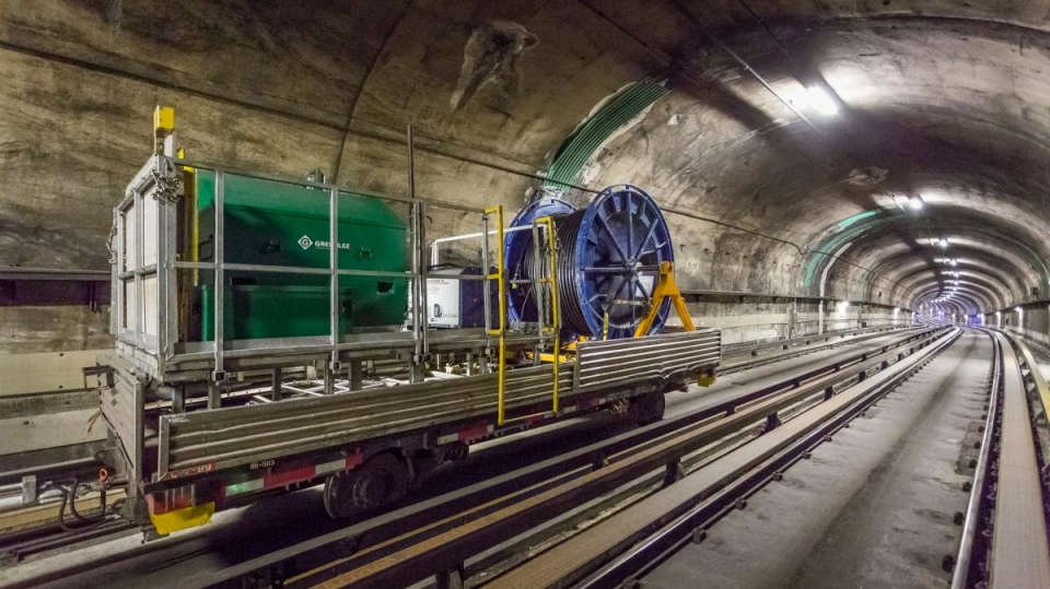 Work on the 4G network that now runs throughout Montreal's metro system started in 2013 and cost $50 million. SOURCE Julien Perron-Gagne/STM