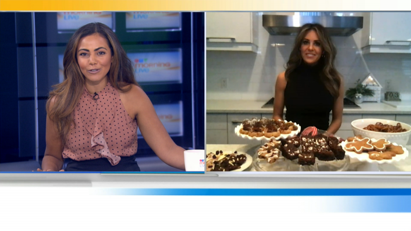 We talk to Health and Nutrition Coach Michelle McGrattan about some healthy holiday alternatives!