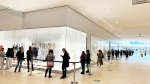 H&M opened its doors in Saskatoon on Dec. 3, 2020. (Dan Shingoose/CTV News)