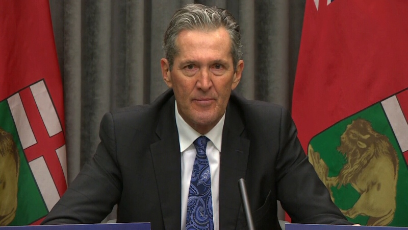 Pallister makes plea to stay apart over holidays