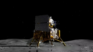 Chang'e-5, a Chinese probe, roamed the surface of the moon for 19 hours retrieving the country's first samples from an extraterrestrial body.
