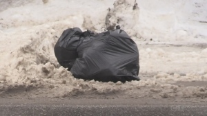 North Bay City Council will vote in the spring whether or it wants to reduce the number of bags allowed to be picked up by crews