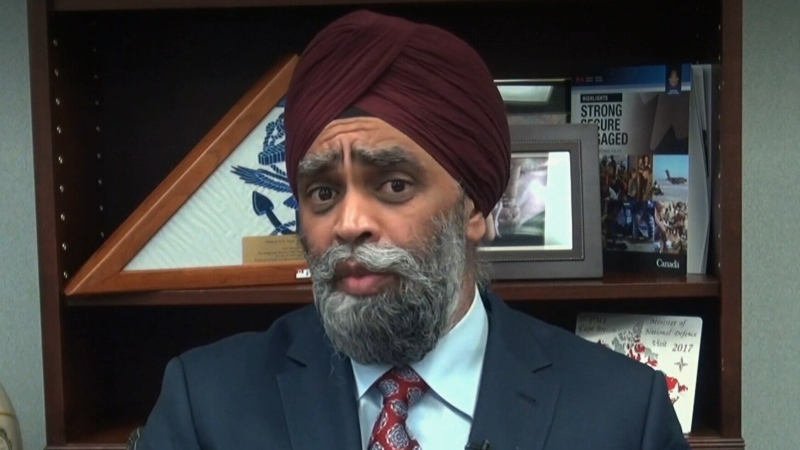 Power Play: Sajjan on vaccine distribution