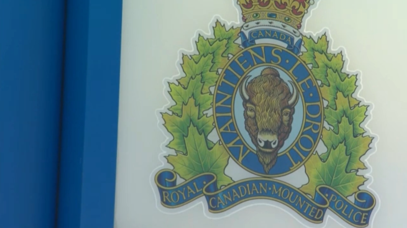 RCMP crest. (File)
