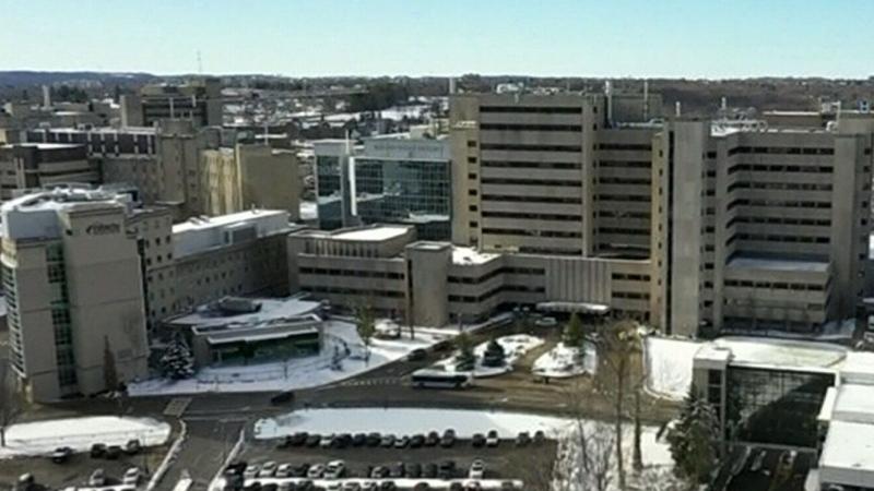 COVID-19 cases at University Hospital climb