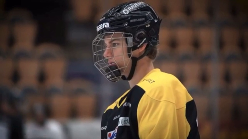 Connor Bedard returns from Sweden