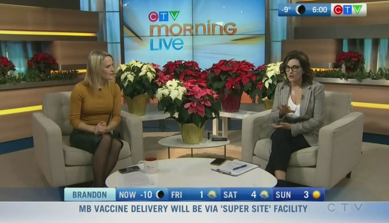 Vaccine roll-out, COVID update: Morning Live