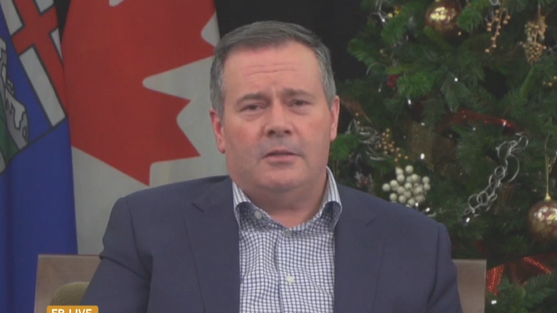 Jason Kenney, Dec. 3