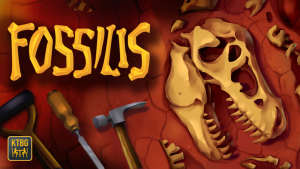 Fossilis board game