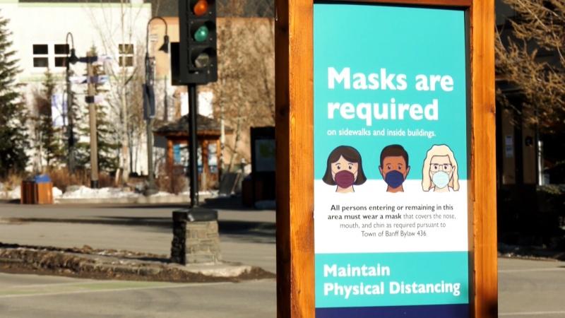 Banff masks