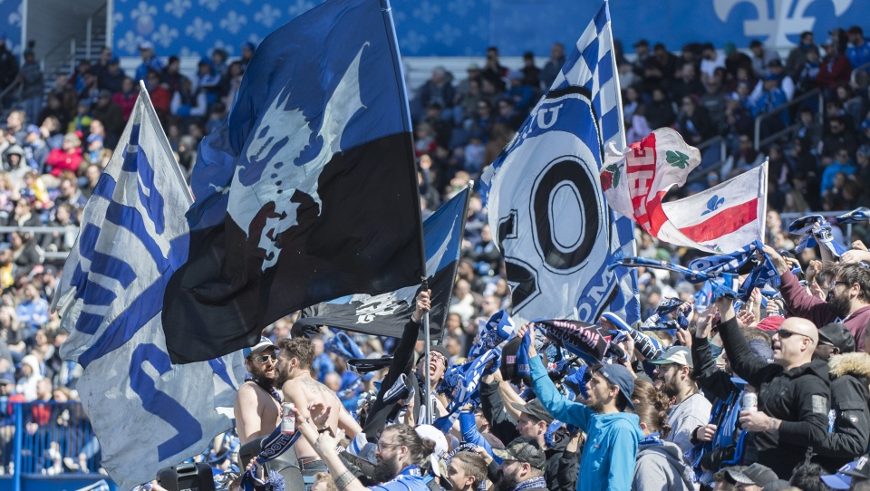 Montreal Impact ultras come out against name swap