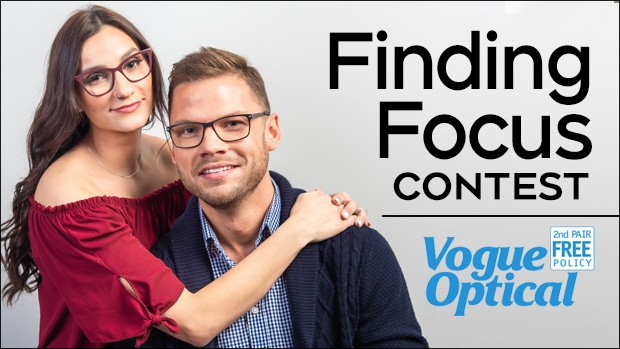 Finding Focus Contest Header