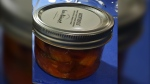 A recall has been issued for ratatouille sold at a Longueuil store.