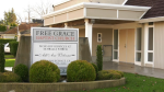 """Welcome everyone. We are most likely going to be reported so it is a requirement to wear your mask. So you have been advised,"" Pastor Jim Butler said as he addressed the congregation at Chilliwack's Free Grace Baptist Church last Sunday."