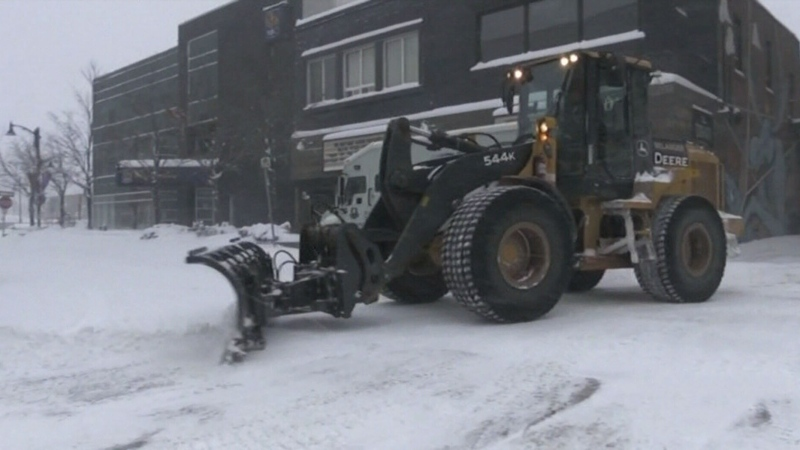 Sudbury crews prepare for winter storms