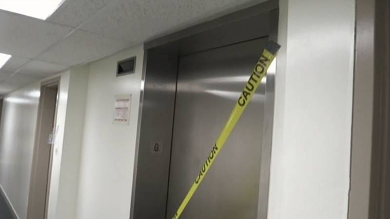 Broken elevator a huge concern for Sudbury seniors