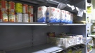 Orleans-Cumberland Food cupboard needs help