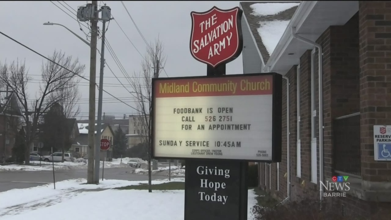 Midland Salvation Army
