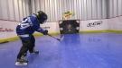 Weyburn man creates elaborate backyard rink