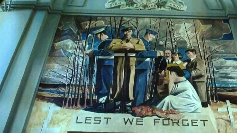 Parts of Regina Legion shutting down