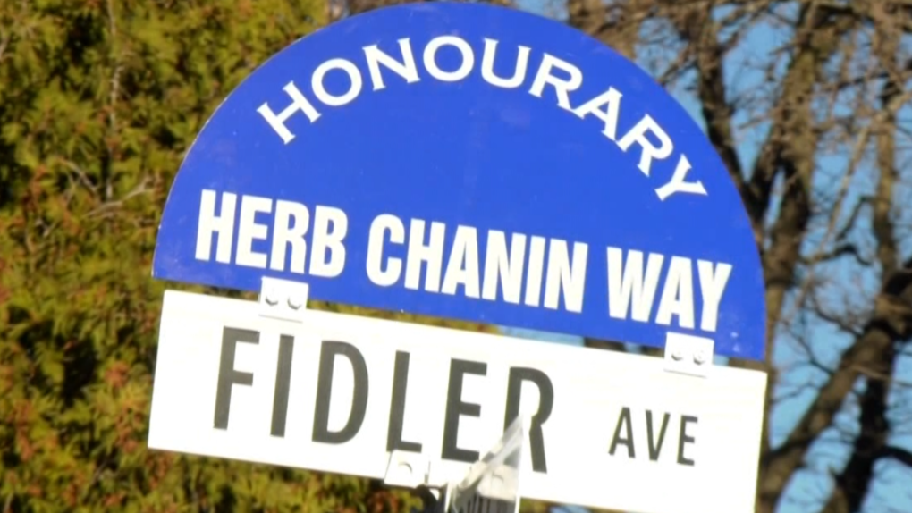 Honourary Herb Chanin Way