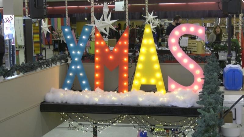 Edmonton Christmas Market