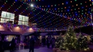Christmas Market at 100 Kellogg Lane in London, Ont. on Dec. 4, 2020. (Taylor Choma/CTV London)