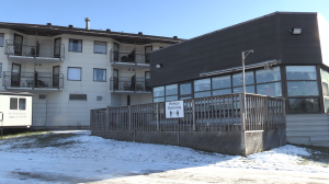 The Ontario Finnish Resthome Assocation in Sault Ste. Marie is looking to build a new 128-unit, four-storey building that attaches to the old Mason Kaihla Kota nursing home, thereby doubling its size and capacity. Dec.5/20 (Christian D'Avino/CTV News Northern Ontario)