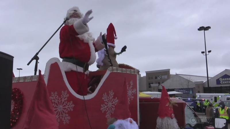 Hyde Park BIA Santa Claus Parade