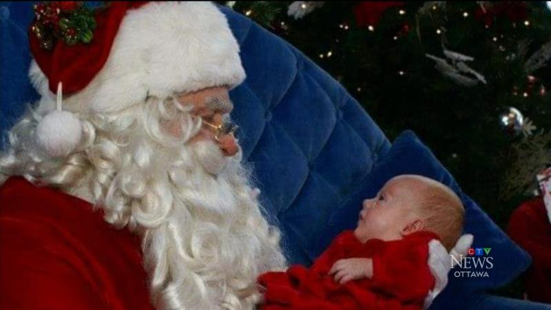Beloved Ottawa Santa retires
