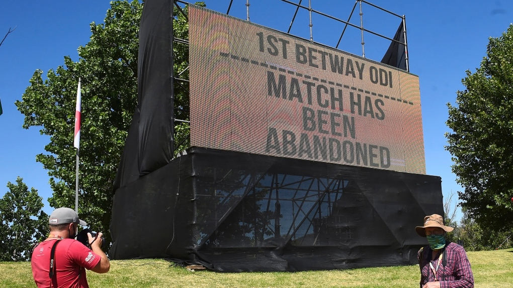 1st Proteas-England ODI postponed after positive COVID-19 test