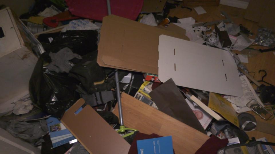 Merle Smith landlord property damage