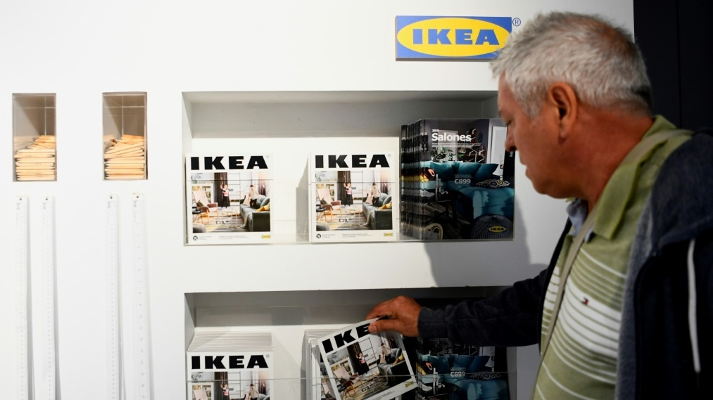 Ikea scraps famed printed catalogue after 70 years