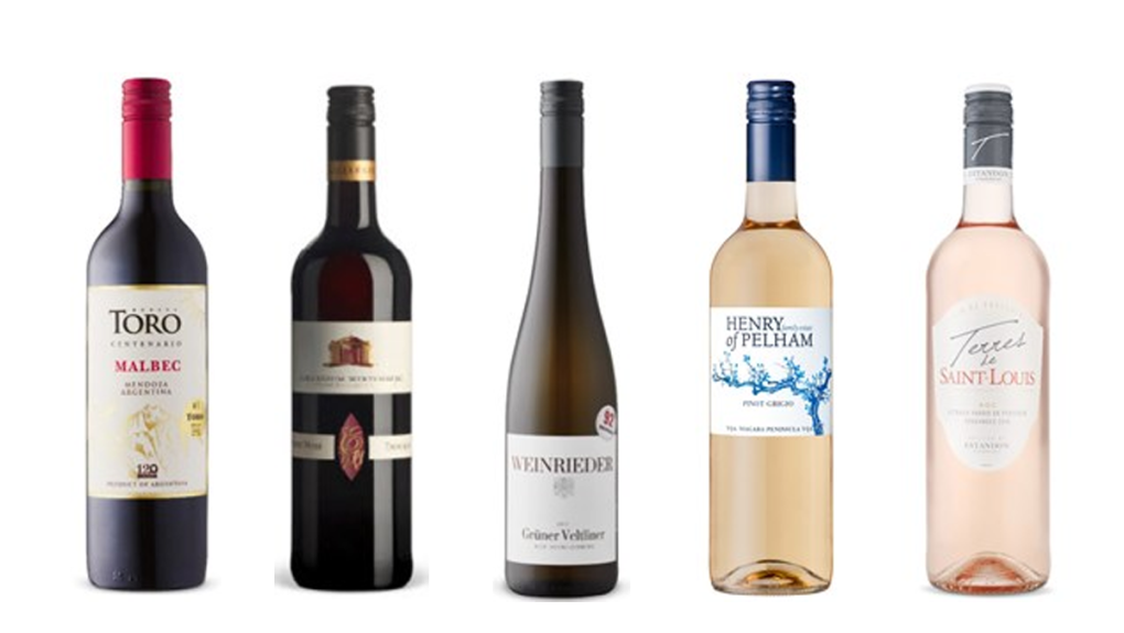 Natalie MacLean's Wines of the Week- Dec. 7, 2020