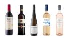 Bodega Toro Winery Centenario Malbec 2020, Collegium Wirtemberg Pinot Noir Trocken 2016, Weinrieder Ried Schneiderberg Grüner Veltliner 2017, Henry of Pelham Winery Pinot Grigio 2018, Terres de Saint-Louis Rosé 2019