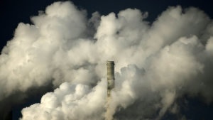 Governments are tasked with releasing updates on how they plan to meet climate goals by the end of the year. (AFP)