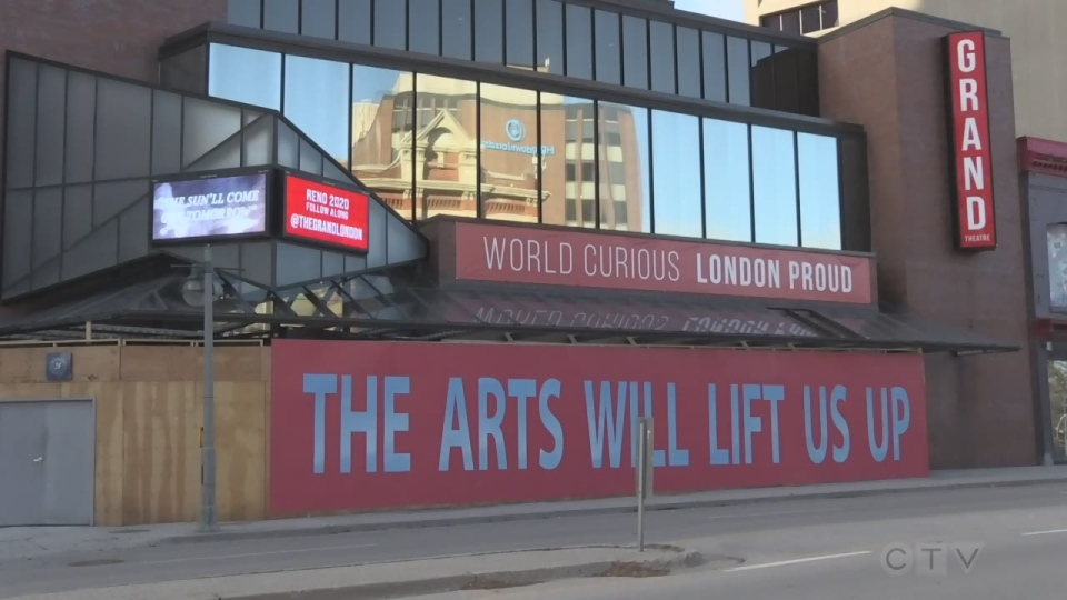Grand Theatre, London Ont.