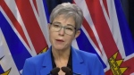 B.C. Finance Minister Selina Robinson is set to table the government's first budget on April 20, 2021.