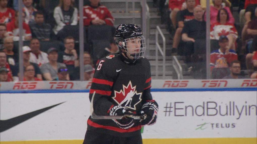 Four Atlantic Canadians selected to World Juniors roster