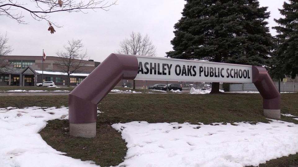 Ashley Oaks Public School