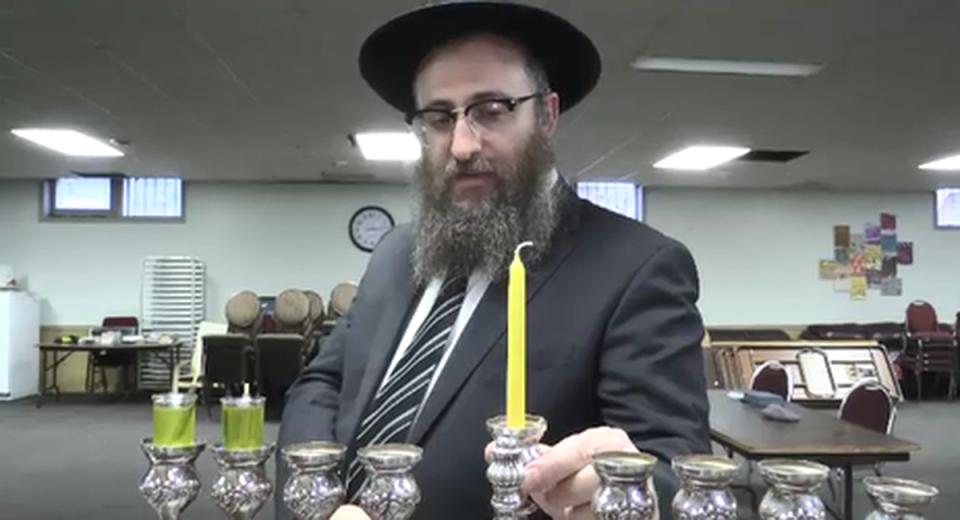 Chabad Rabbi Silberberg